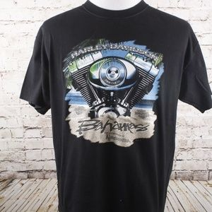 Men's Harley-Davidson Short Sleeve T-Shirt Size L